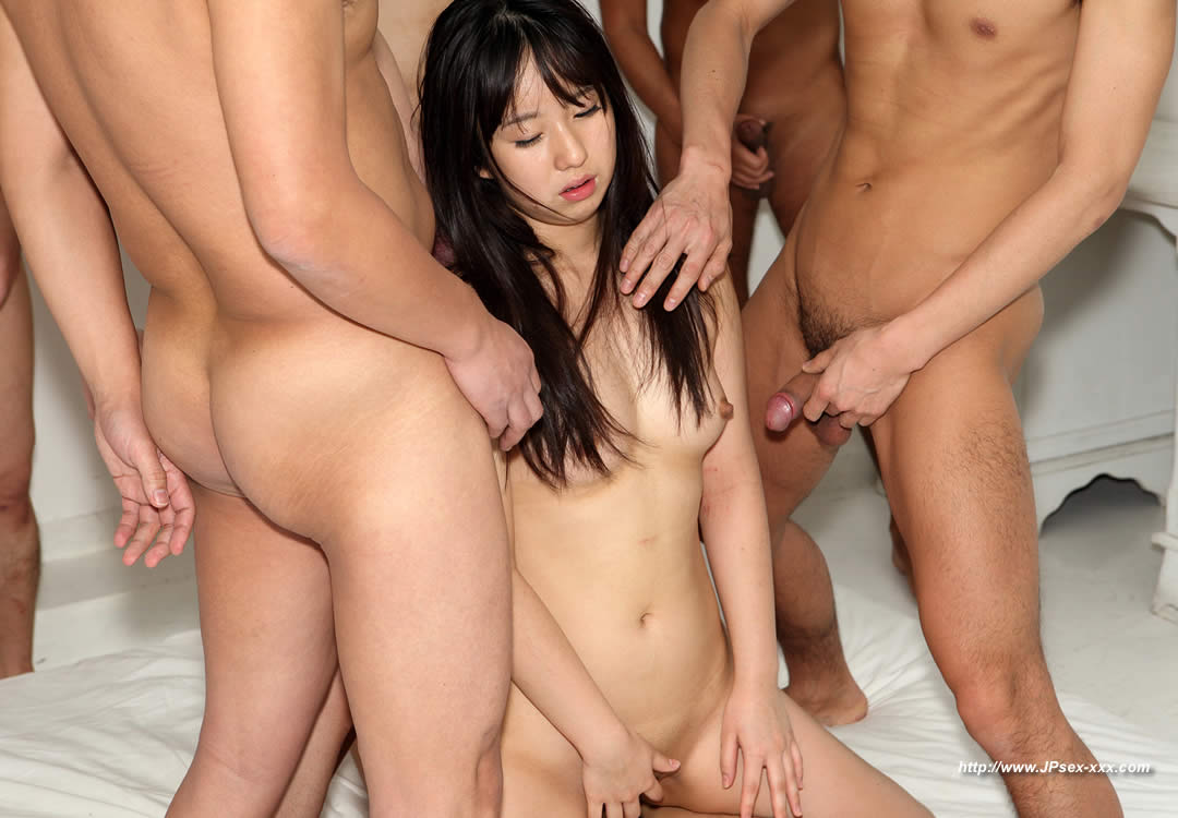 Japan gang bang porn