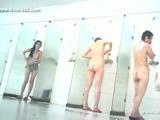 peeping chinese public bathroom