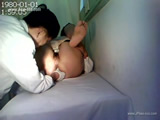 peeping chinese woman gynecologial examination.2